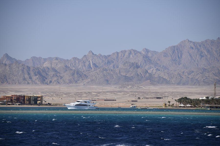 Croisière du Kite à Soma Bay Mer Rouge
